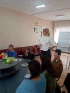 Мастер-класс для старшеклассников