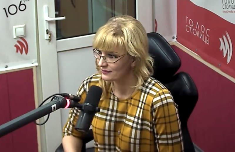 Елена Калачикова про развитие памяти - Радио Голос Столицы