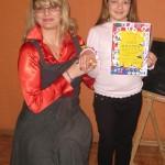 Настя, 11 лет, с Еленой Калачиковой