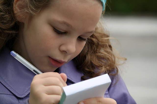 Улучшить почерк ребенка
